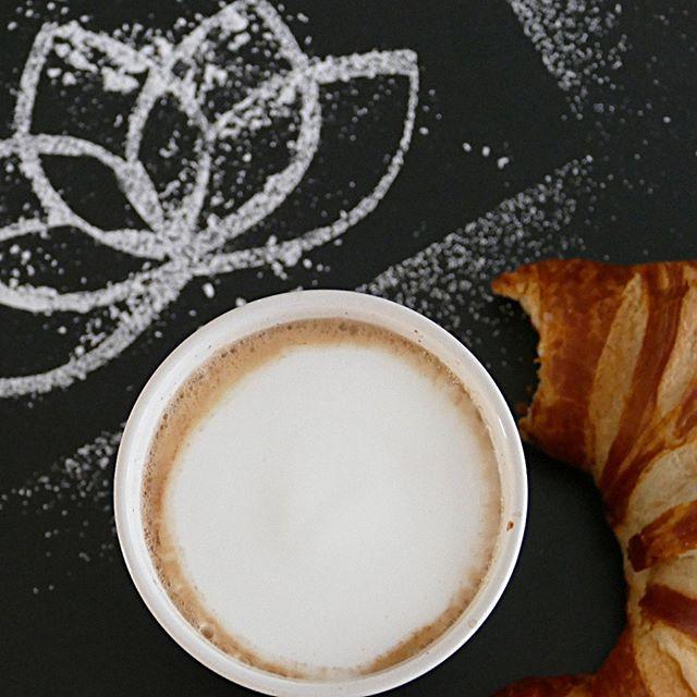 fein-design coffeelover Kaffee Croissant Erstgespräch